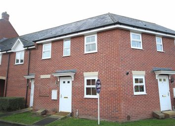 Thumbnail 2 bed maisonette for sale in Stackpole Crescent, Blunsdon, Swindon