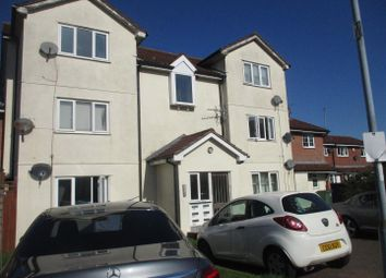 Thumbnail 2 bed flat to rent in Bishop Hannon Drive, Pentrebane, Cardiff