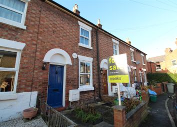 Thumbnail 2 bed terraced house for sale in Lindley Street, Shrewsbury