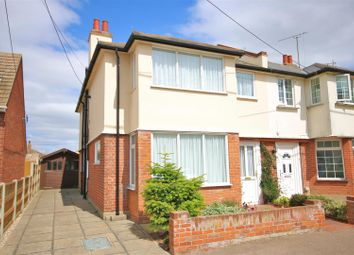 Thumbnail 4 bed semi-detached house for sale in Green Lane, Walton On The Naze