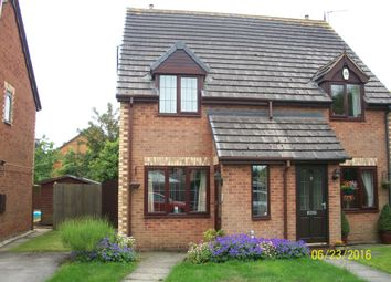Thumbnail 2 bed semi-detached house to rent in Cosgrove Court, Edenthorpe, Doncaster
