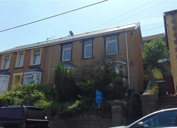 Thumbnail 3 bed semi-detached house for sale in Penrhiwceiber Road, Mountain Ash, Rhondda Cynon Taff