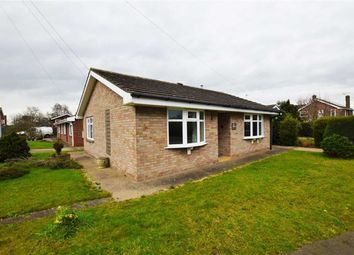 Thumbnail 2 bed bungalow for sale in Christopher Close, Louth