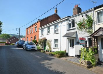 Thumbnail 3 bedroom terraced house for sale in Tidcombe Lane, Tiverton