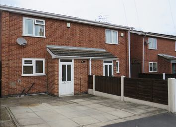 Thumbnail 2 bedroom semi-detached house for sale in Muskham Street, Nottingham