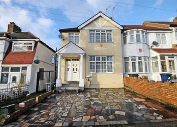 Thumbnail 3 bed end terrace house for sale in Somerset Road, Southall