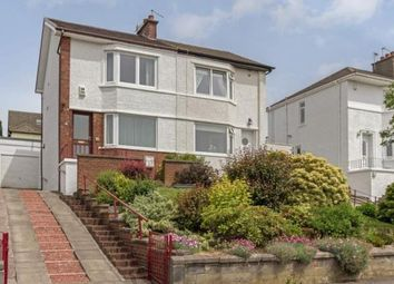 Thumbnail 2 bedroom semi-detached house for sale in Newtyle Road, Paisley, Renfrewshire