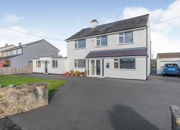 Thumbnail 5 bed detached house for sale in Tyn-Y-Gongl, Benllech, Anglesey, North Wales