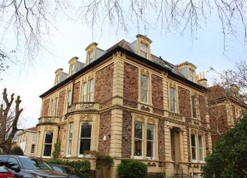 Thumbnail 3 bed flat to rent in Priory Road, Clifton, Bristol, Somerset