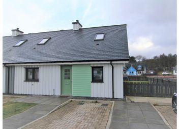 Thumbnail 3 bed terraced house for sale in Old Mill Lane, Beauly