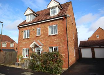 Thumbnail 5 bed detached house for sale in Cambrian Road, Walton Cardiff, Tewkesbury, Gloucestershire