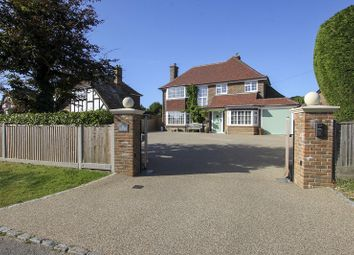 Thumbnail 5 bed detached house for sale in Collington Lane West, Bexhill-On-Sea, East Sussex.