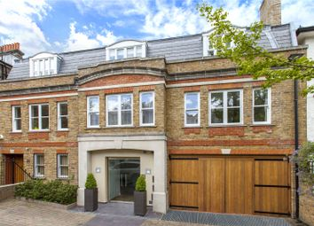 Thumbnail 3 bed flat to rent in Hill Road, London