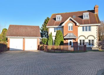 Thumbnail 5 bed detached house for sale in Plains Avenue, Maidstone, Kent