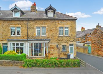 Thumbnail 7 bedroom end terrace house for sale in Grange Avenue, Harrogate