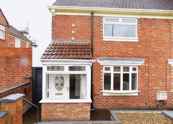 Thumbnail 2 bed semi-detached house to rent in Washington Road, Sunderland