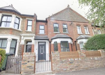 Thumbnail 3 bed terraced house to rent in Barrett Road, Walthamstow, London