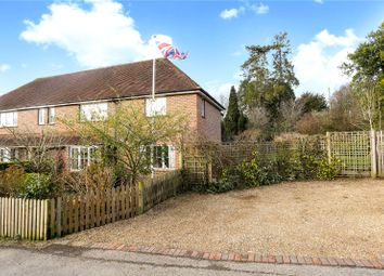 Thumbnail 4 bed semi-detached house for sale in Broomers Lane, Ewhurst, Cranleigh, Surrey