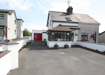 Thumbnail 2 bedroom semi-detached house for sale in Drumaness Road, Ballynahinch