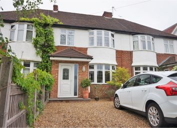 Thumbnail 3 bed terraced house for sale in Shenley Road, Borehamwood