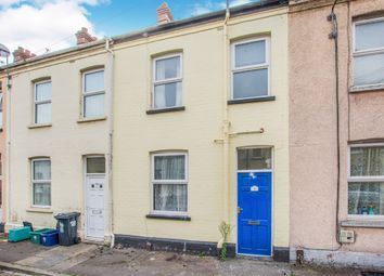 Thumbnail 2 bed terraced house for sale in Witham Street, Newport