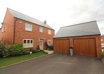 Thumbnail 4 bed detached house for sale in Grange Close, Gilmorton, Lutterworth