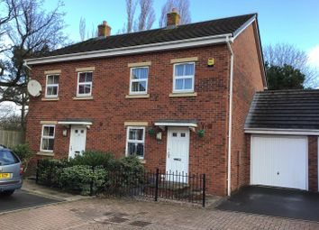 Thumbnail 3 bedroom semi-detached house for sale in Stamping Way, Bloxwich, Walsall