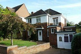 Thumbnail 3 bed semi-detached house to rent in Shelley Road, High Wycombe