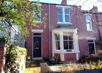 Thumbnail 4 bed terraced house for sale in Northbourne Avenue, Morpeth
