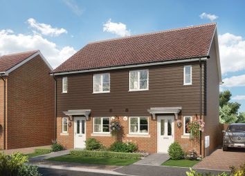 Thumbnail 2 bed detached house for sale in Portland Way, Off Bramford Road, Great Blakenham, Suffolk