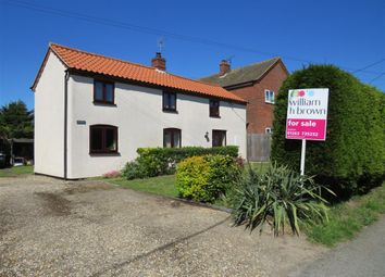 Thumbnail 3 bed property for sale in The Street, Erpingham, Norwich