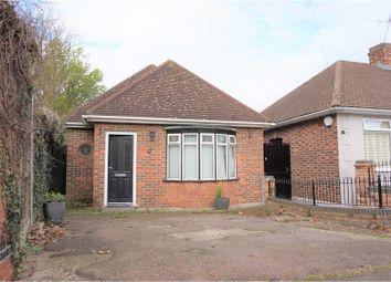 Thumbnail 2 bed detached bungalow for sale in Drysdale Avenue, London
