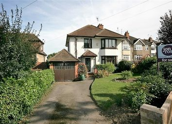 Thumbnail 3 bedroom detached house for sale in Kidmore Road, Caversham, Reading