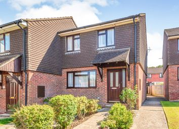Thumbnail 2 bed semi-detached house for sale in Golden Hill, Burgess Hill