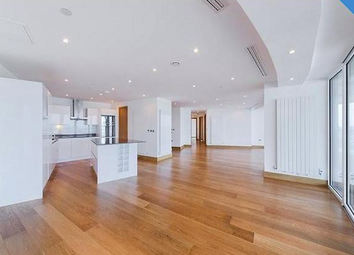 Thumbnail 3 bed flat for sale in Arena Tower, Baltimore Tower, Canary Wharf, London