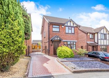 Thumbnail 3 bed detached house for sale in Walsingham Gardens, Westbury Park, Newcastle Under Lyme, Staffs