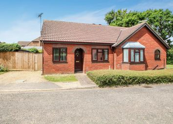 Thumbnail 2 bed semi-detached bungalow for sale in Holmer Place, Holmer Green, High Wycombe