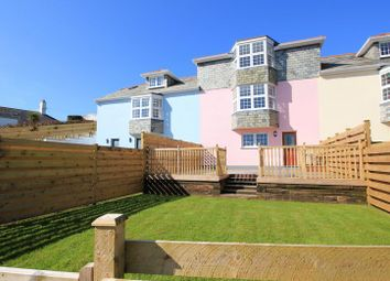 Thumbnail 4 bedroom terraced house for sale in Newton Road, St. Mawes, Truro