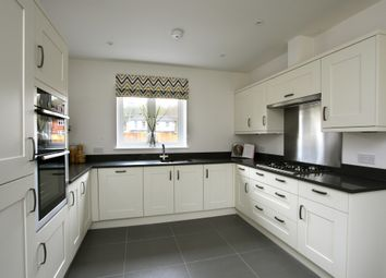Thumbnail 4 bed detached house for sale in Clarendon Place, Petersfinger, Salisbury