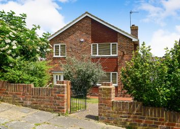 Thumbnail 4 bed detached house for sale in Lustrells Close, Saltdean, Brighton