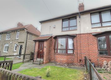 Thumbnail 2 bed semi-detached house to rent in Belgrave Terrace, Gateshead