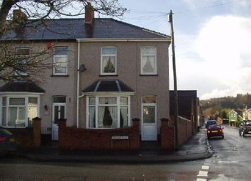Thumbnail 3 bed end terrace house to rent in Durham Road, Newport, Newport.