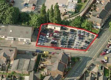 Thumbnail Parking/garage for sale in Stewart Street Motors Premises, Stewart Street, Crewe, Cheshire