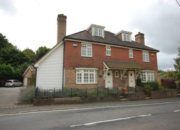 Thumbnail 4 bed semi-detached house for sale in High Street, Blackboys, Uckfield, East Sussex