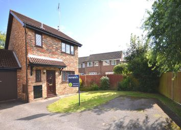 Thumbnail 3 bed link-detached house to rent in Emery Down Close, Martins Heron, Bracknell