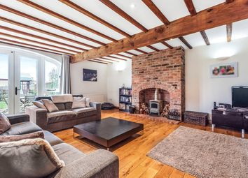 Thumbnail 3 bed barn conversion for sale in Netherstead Court, Morton Bagot, Studley