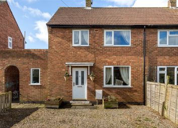 Thumbnail 2 bedroom semi-detached house for sale in Barkston Road, York