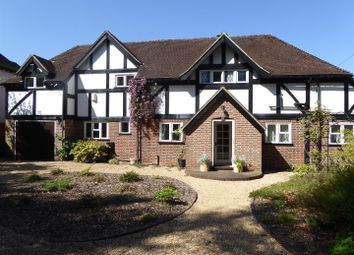 Chalk Lane, East Horsley, Leatherhead KT24. 4 bed detached house for sale
