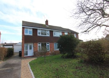 Thumbnail 3 bed property to rent in The Orchard, Locking, Weston-Super-Mare