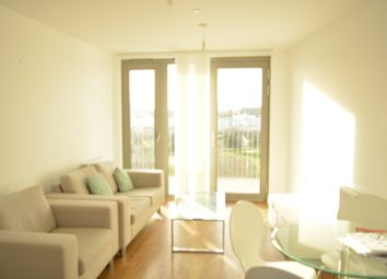 Thumbnail 1 bed flat for sale in Booth Road, London
